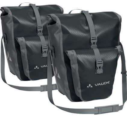 Vaude Aqua Back Plus Black (paar)