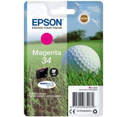 Epson 34 Magenta (C13T34634010)
