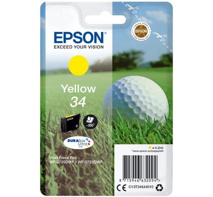 Epson 34 Geel (C13T34644010)