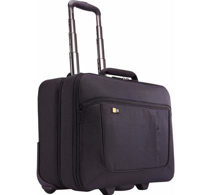 Case Logic Laptop Trolley 17,3'' Zwart