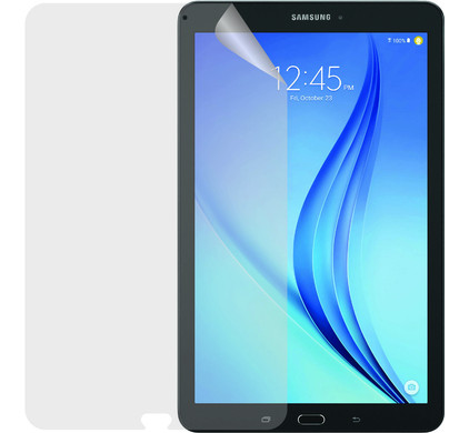 Azuri Samsung Galaxy Tab E 9.6 Screenprotector Plastic