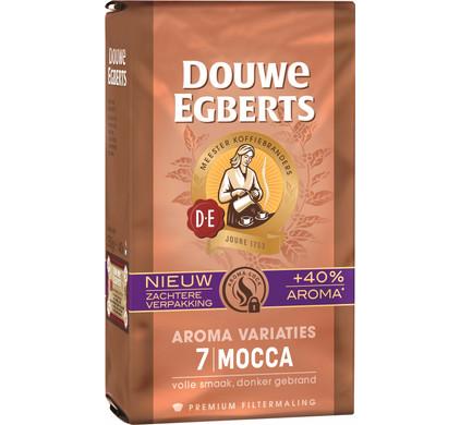 Douwe Egberts Aroma Variaties Mocca gemalen koffie 250 gr