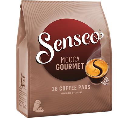 Senseo Mocca Gourmet 36 dosettes de café