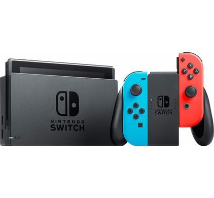 Nintendo Switch Rouge / Bleu