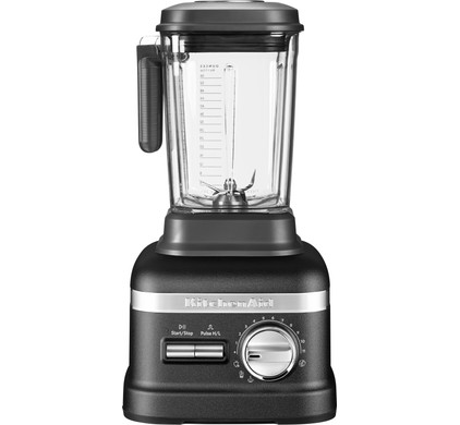 KitchenAid Artisan Power Plus Blender Vulkaanzwart