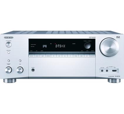 Onkyo TX-RZ720 Zilver