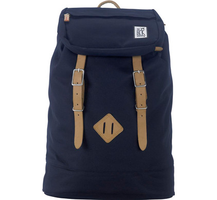 The Pack Society Premium Solid Midnight Blue