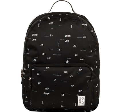 The Pack Society Classic Black Numbers All Over