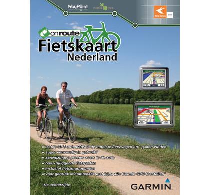 Garmin Onroute Fietskaart Nederland + Tas (4,3 inch)