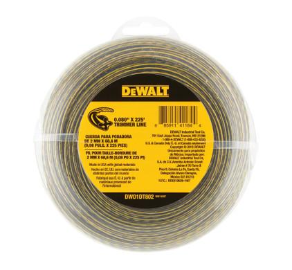 DeWalt DT20651-QZ Trimmerdraad 68,6m