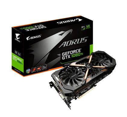 Gigabyte AORUS GeForce GTX 1080 Ti 11G