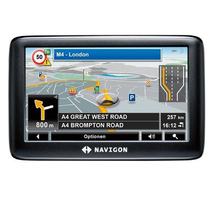 Navigon 3300 MAX Benelux + Tas