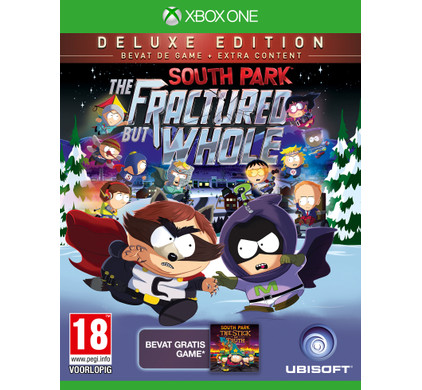 South Park : Édition The Fractured But Whole Deluxe Xbox One