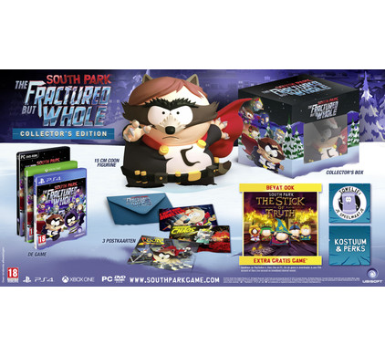 South Park : Édition Collector The Fractured But Whole PS4