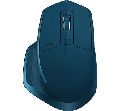 Logitech MX Master 2S Draadloze Muis Blauw
