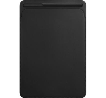 Apple Leren Sleeve iPad Pro 10,5 inch Zwart