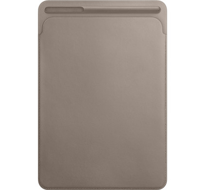 Apple Leren Sleeve iPad Pro 10,5 inch Taupe