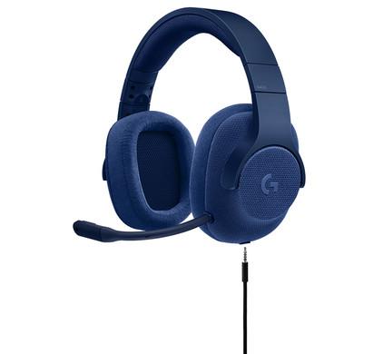 Logitech G433 7.1 Surround Sound Gaming Headset Blauw