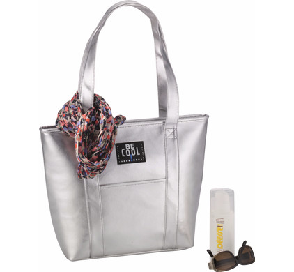 BE Cool T-140 Shopper Silver S
