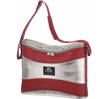 BE Cool T-772 Wave Silver/Red