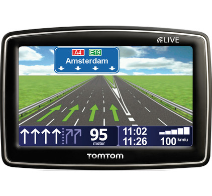 TomTom XL LIVE IQ Routes Europe + Tas