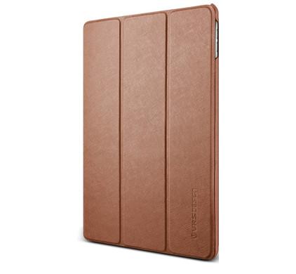VRS Design Saffiano K1 Apple iPad Hoes Bruin Main Image