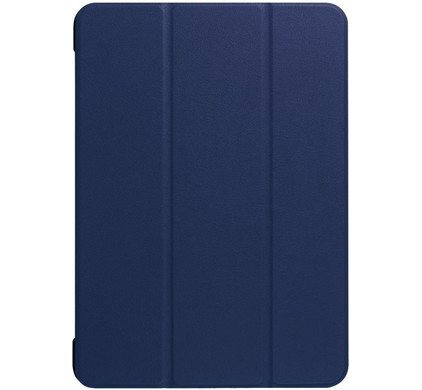 Just in Case Apple iPad Pro 10,5 inch Tri-Fold Hoes Blauw