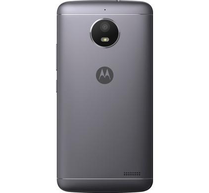 Motorola Moto E4 Grijs