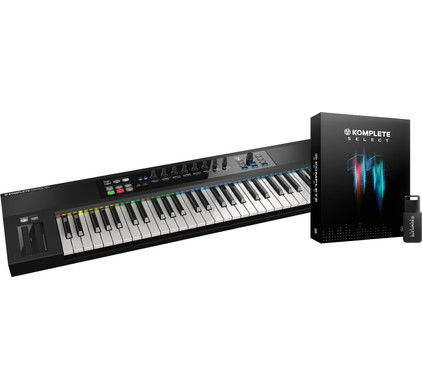 Native Instruments S61 + NI Komplete 11 Ultimate
