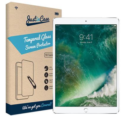 Just in Case Apple iPad Pro 10,5 inch Screenprotector Glas