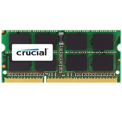 Crucial Apple 8GB DDR3L SODIMM 1600 MHz (1x8GB)