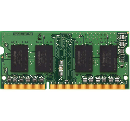 Kingston Low Voltage 4GB DDR3L SODIMM 1600 MHz (1x4GB)