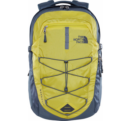 The North Face Borealis Acid Yellow/Turbulence Grey