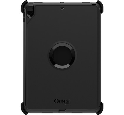 "Otterbox Defender iPad Pro 12.9"" (2017) Back Cover Zwart"