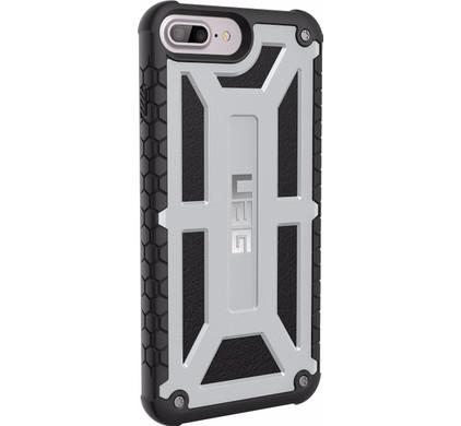 UAG Monarch Apple iPhone 6 Plus/6s Plus/7 Plus/8 Plus Back cover Zilver