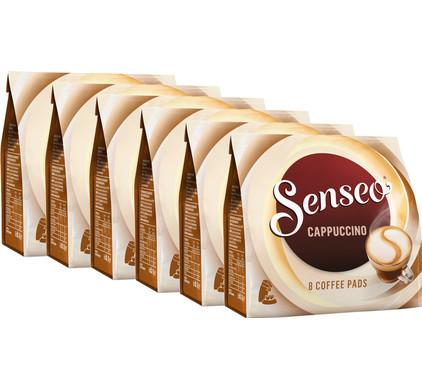 Senseo Cappuccino 6-pack