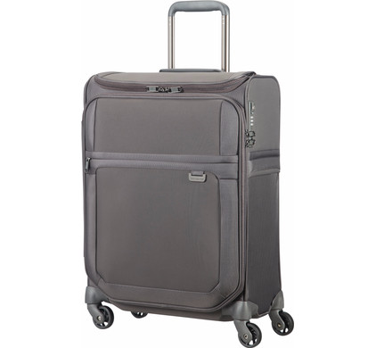 Samsonite Uplite Spinner 55cm Toppocket Grey