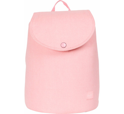 Herschel Cotton Canvas Reid X-Small Strawberry Ice