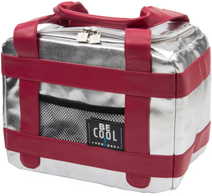 BE Cool T-741 City Silver/Red M
