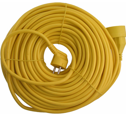 Exin Extension cord 40m 3x1.5 Pen earth Main Image