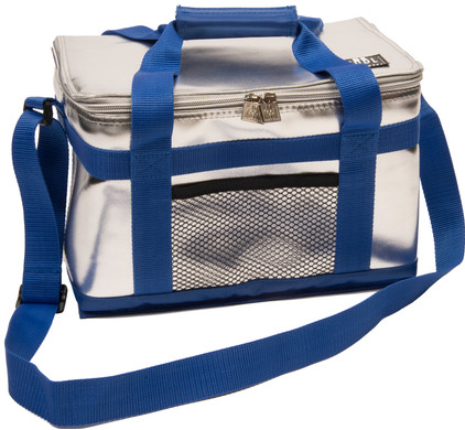 BE Cool T-166 Koeltas Silver/Blue