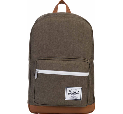 Sac à dos Herschel Pop Quiz Canteen Crosshatch/Tan vert brNoDCG7
