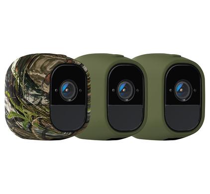 Netgear Arlo Pro Skin 3-Pack Camouflage, Groen