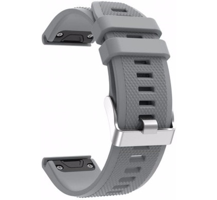 Just in Case Garmin Forerunner 935 Horlogeband Grijs