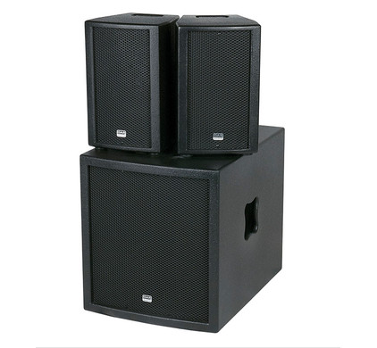 DAP-Audio Club Mate I (per paar met subwoofer)
