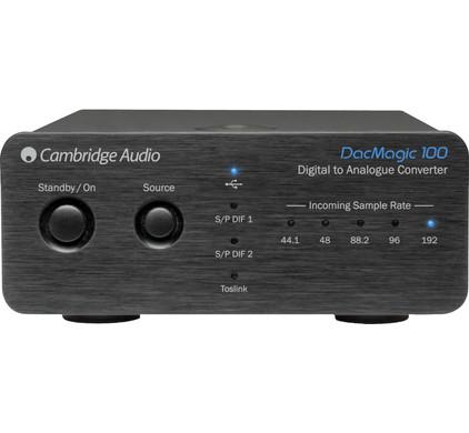 Cambridge Audio DacMagic 100 Zwart
