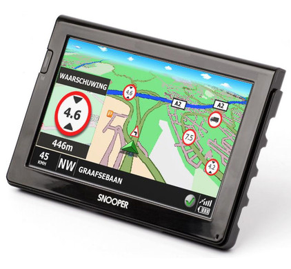 Snooper Truckmate + Adapt Dashboard Donut + Multi Autolader