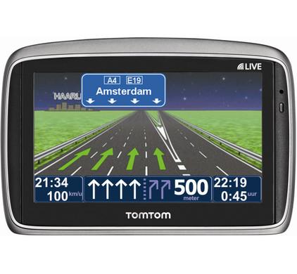 TomTom GO 750 LIVE + Tas