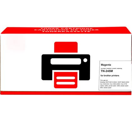 Huismerk TN-245 Magenta voor Brother printers