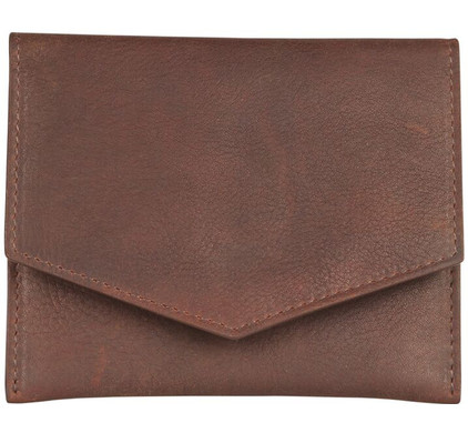 Burkely Antique Avery Wallet Enveloppe Bruin